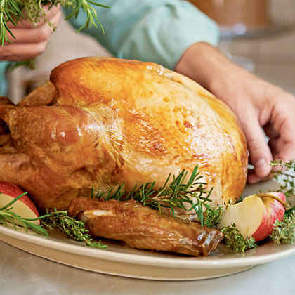 Q. Help! My turkey has not thawed yet. What can I do?