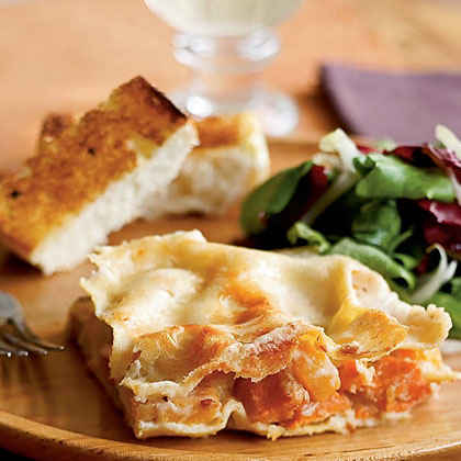 Parmesan and Root Vegetable Lasagna