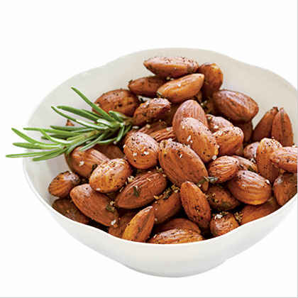 Rosemary Roasted Almonds