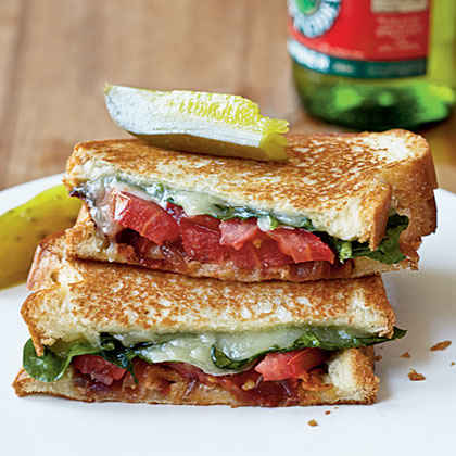 Grown-Up Grilled Cheese Bar