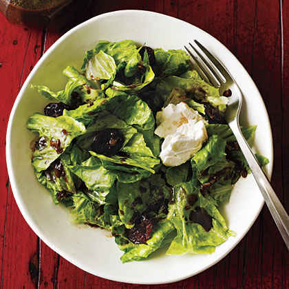 Romaine Salad with Balsamic Vinaigrette