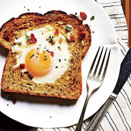 Baked Egg-in-a-Hole