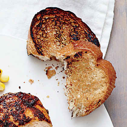 Grilled French Bread