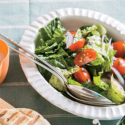 Chopped Romaine Salad
