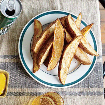 Spiced Oven Fries
