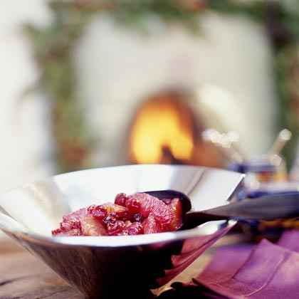 Rum-Spiked Winter Compote