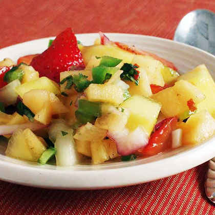 Three-Fruit Salsa