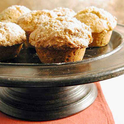 Leftover Canned Pumpkin: Muffins