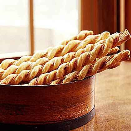 Cheese Twists
