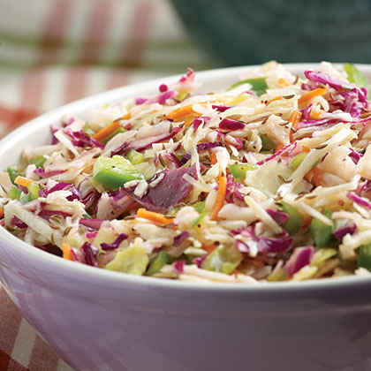 Tangy Summer Slaw