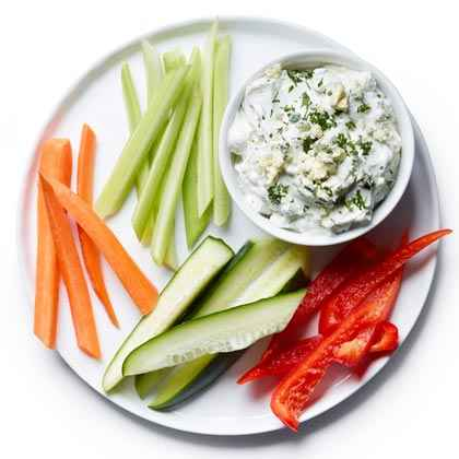 Irresistible Blue Cheese Dip