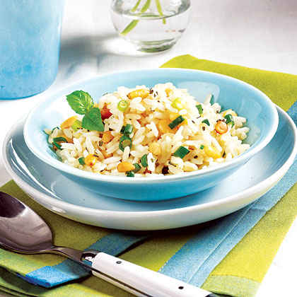 Toasted Herb Rice
