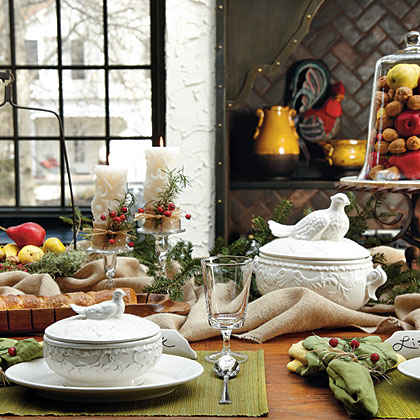 Inexpensive and Inviting Brunch
