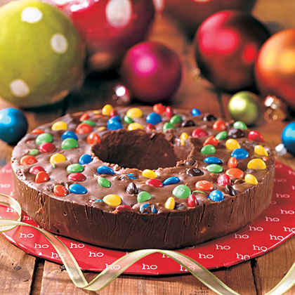 Fudge Ring