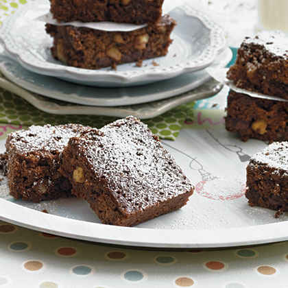 Chocolate Cappuccino Brownies