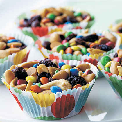 Munchable Snack Mix