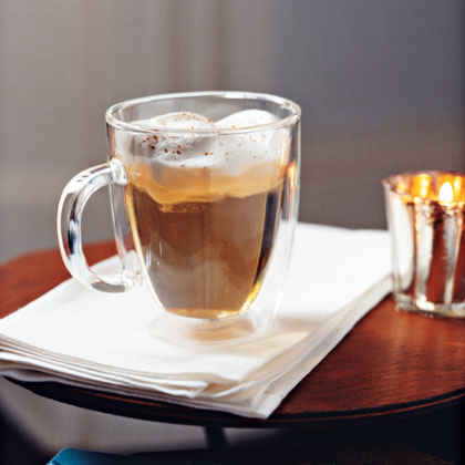 Warm Hazelnut Toddy
