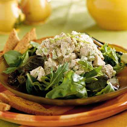 Chicken-Horseradish Salad