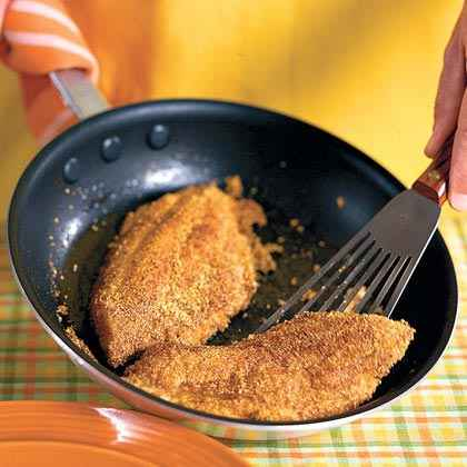 Light and Crispy Pan-Fried Catfish