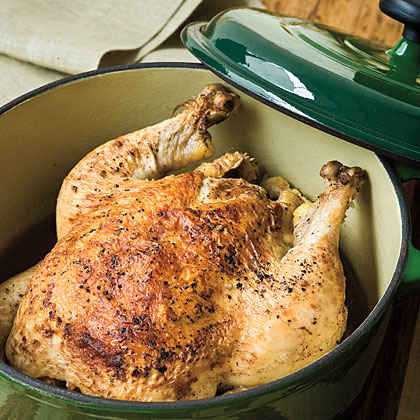 Angela's Stovetop Chicken