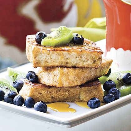 Guiltless French Toast