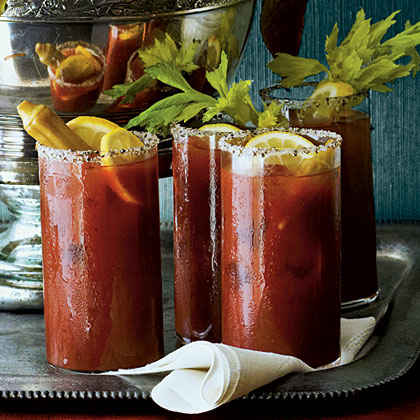 Bloody Mary Punch