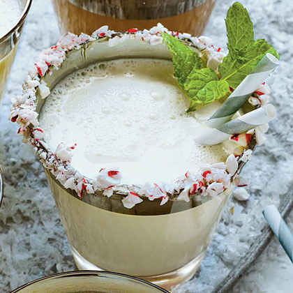 Mint-and-White-Chocolate Milk Punch