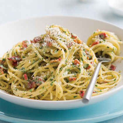 17 Excellent Carbonara Dishes - MyRecipes Mobile