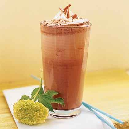 Chocolate Fizz