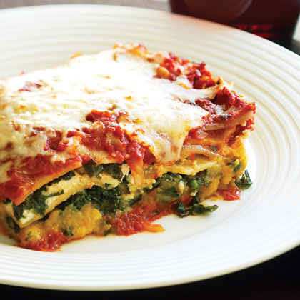 Whole-wheat Lasagna