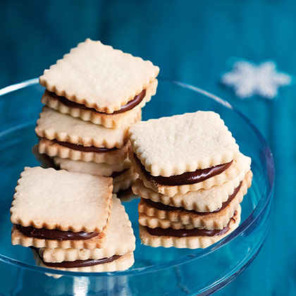 Chocolate Hazelnut Cutout Cookies (Nocciolini)