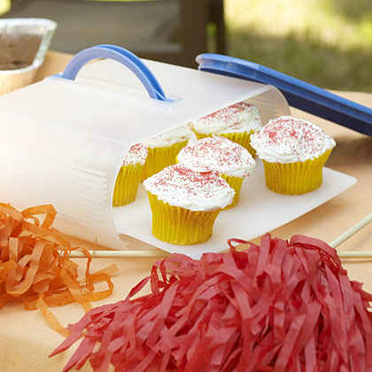 Sweet Victory: Treats for Tailgating
