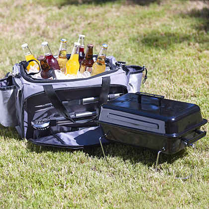All-In-One Grill and Cooler
