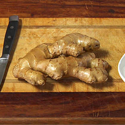 How-To Video: Fresh Ginger