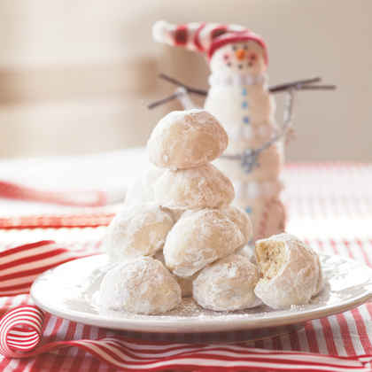 Lemon-Coconut Snowballs
