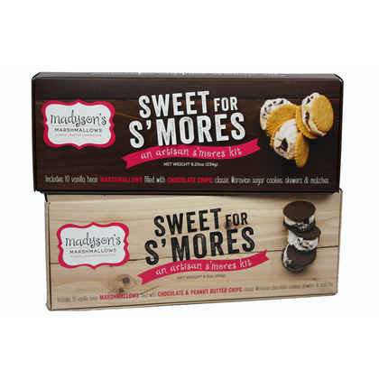 Madyson's Marshmallows Artisan S'mores Kit
