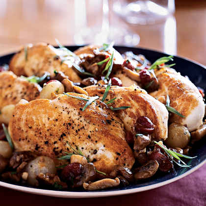 Sweet Vermouth Chicken