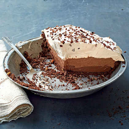 The Ultimate Chocolate Pie