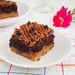 Cheerios™ and Peanut Butter Brownies Recipe