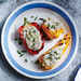Crab Stuffed Grilled Peppers