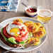 Egg and Tomato Open-Faced Sandwiches