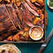 Ancho Chile Flank Steak and Sweet Potato Tacos