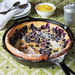 Blueberry Dutch Baby with Lemon Curd Recipe