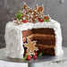 Chocolate-Gingerbread-Toffee Cake Recipe