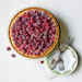 Cranberry-Orange Tart with Browned Butter Crust Recipe