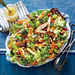 Dixie Chicken Salad with Grapes, Honey, Almonds, and Broccoli Recipe