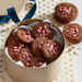 Fudgy Chocolate-Peppermint Cookies Recipe