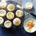 Ginger Shortbread Cookies with Lemon-Cream Cheese Frosting Recipe
