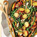 Green Bean Potato Salad with Lemon-Soy Vinaigrette Recipe