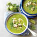 Green Tomato Soup with Lump Crabmeat Recipe